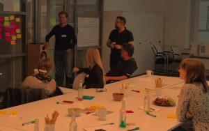 Einsatzbeispiel AgileThinking: Multiplikatoren