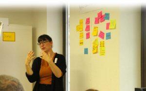 Ina Hoeffken über den Workshop AgileThinking für die Digitalisierung