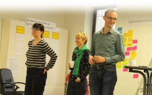 Matthias Hinrich Grote über den Workshop AgileThinking für die Digitalisierung