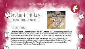 Lernkalender: Ball-Point-Game (Corona-Hamster-Style) mit Oliver Kruth