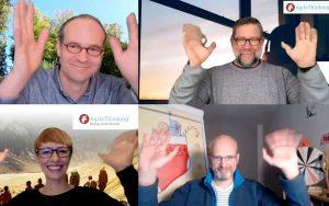 AgileThinking® Lernreise #12: Klarheit im Denken, Sprechen und Handeln mit Jens Dreßler