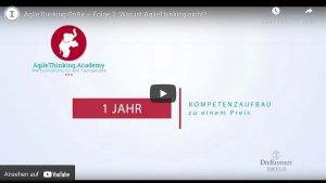 Video Folge 3: Was ist AgileThinking® NICHT